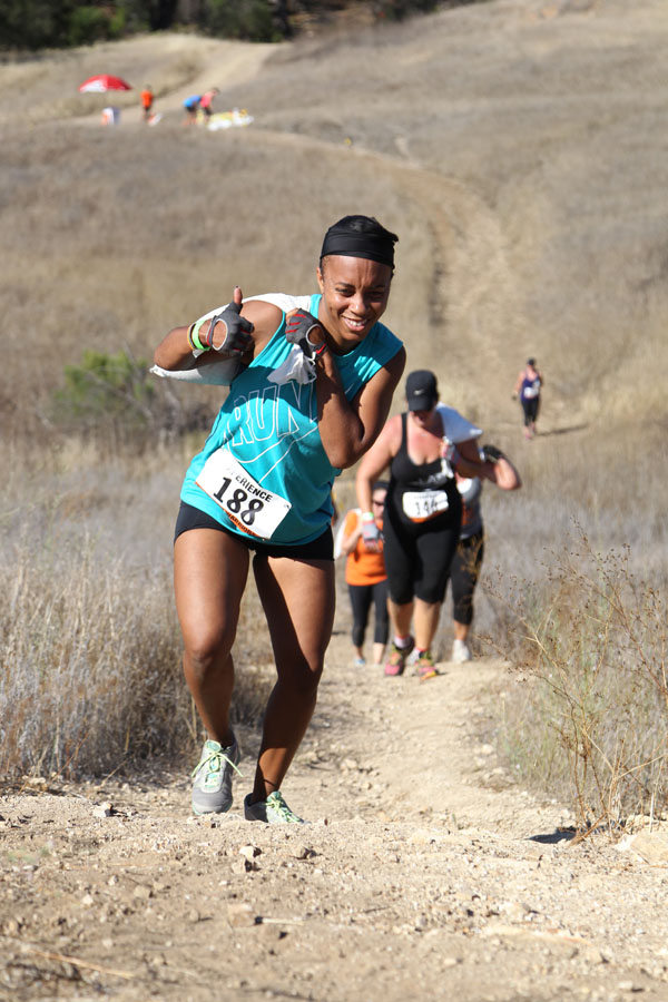 Obstacle Trail Race in Los Angeles