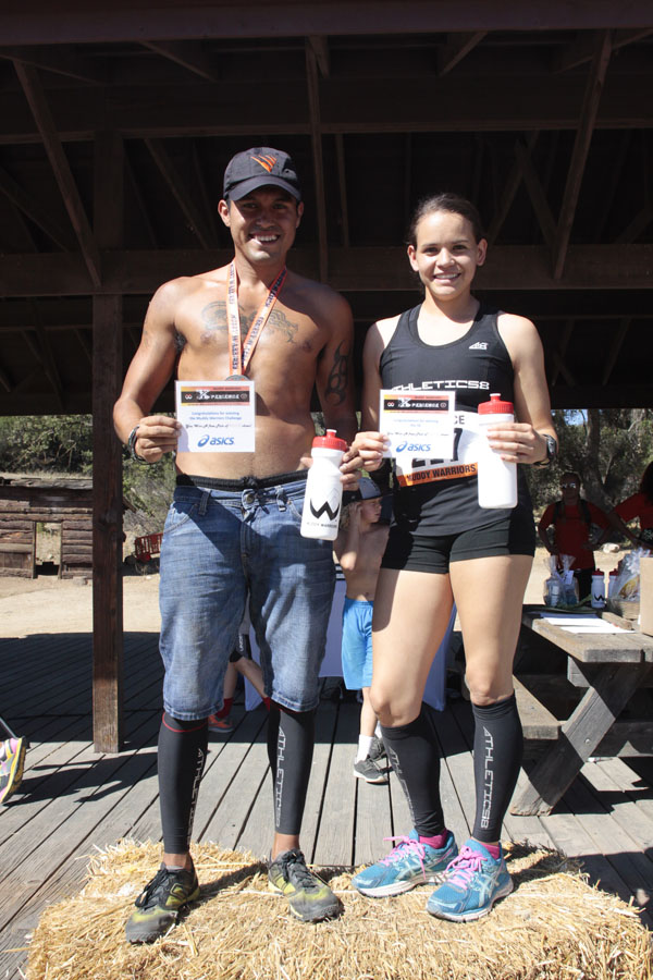 Obstacle Race om Agoura Hills