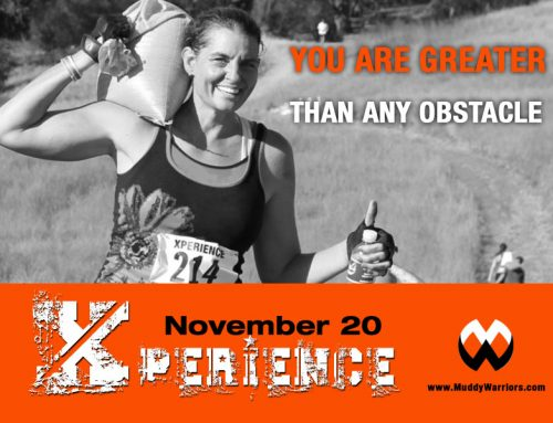 Muddy Warriors Xperience 2016 is coming on November 20th!
